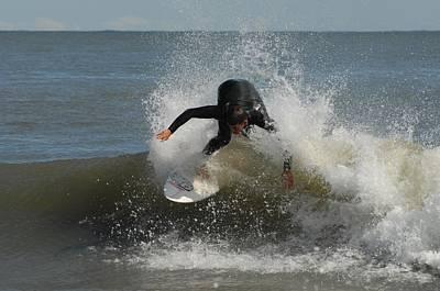 Surfing 409 Poster by Joyce StJames
