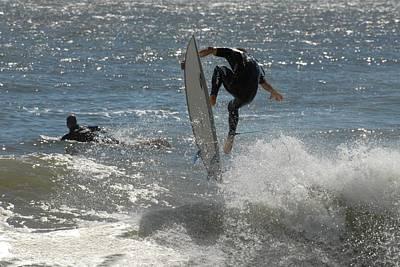Surfing 420 Poster by Joyce StJames