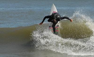 Surfing 425 Poster by Joyce StJames