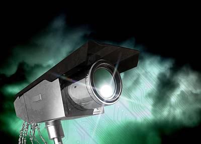 Surveillance, Conceptual Image Poster