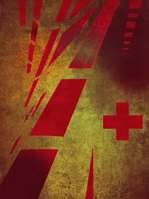 Survive Poster by David Corzine
