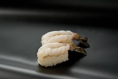 Sushi Ebi Poster by Ryouchin