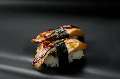 Sushi Unagi Poster by Ryouchin