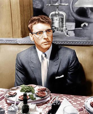 Sweet Smell Of Success, Burt Lancaster Poster by Everett