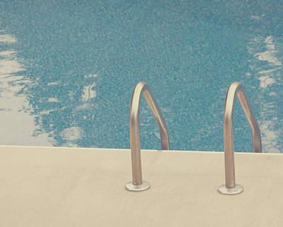 Swimming Pool Poster by Jessica Helinski