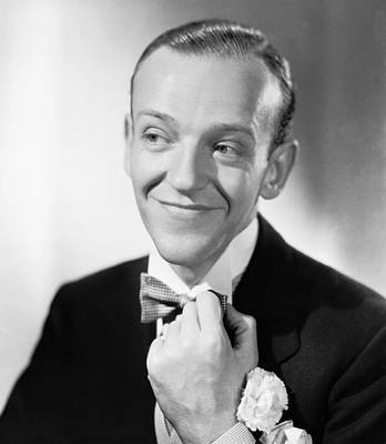 Swing Time, Fred Astaire, 1936 Poster