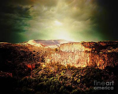 Sycamore Canyon Poster
