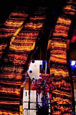 T-bones Steakhouse Las Vegas Poster by David Patterson