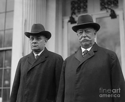 Taft & Butler, 1922 Poster by Granger