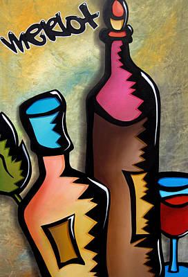 Tasting By Thomas Fedro Poster by Tom Fedro - Fidostudio