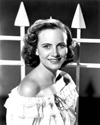 Teresa Wright, 1946 Poster