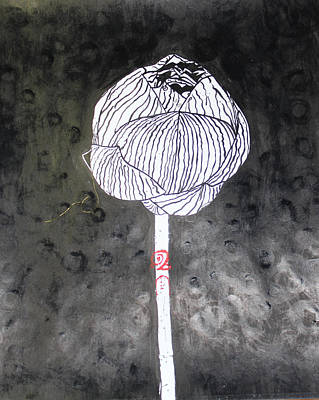 Thai Rose Poster