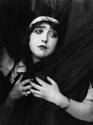 The Bangville Police, Mabel Normand Poster by Everett