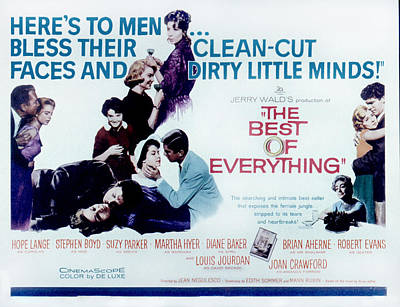 The Best Of Everything, Brian Aherne Poster