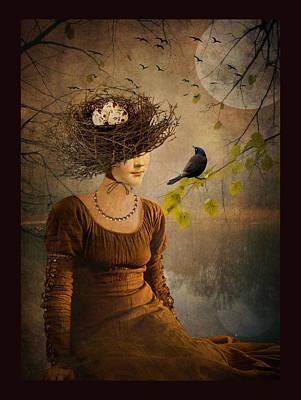 The Bird Watcher Poster