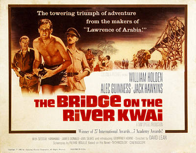 The Bridge On The River Kwai, Jack Poster