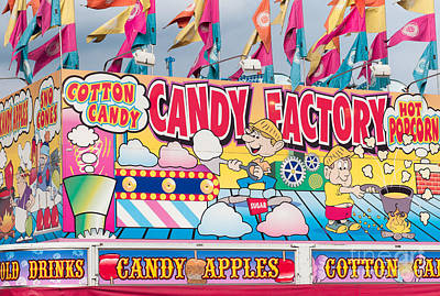 The Candy Factory Poster