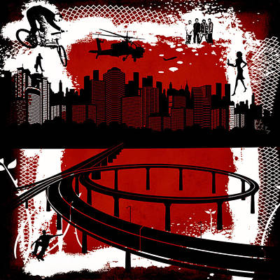 The City 3 Poster