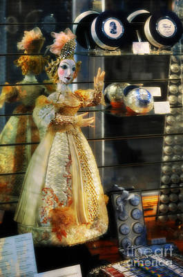 The Doll Salzburg Poster by Mary Machare