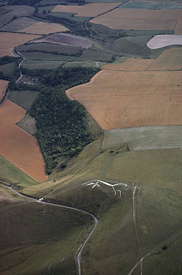 The Famed Uffington Poster by James P. Blair