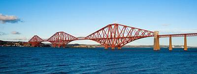 The Forth Bridge Poster
