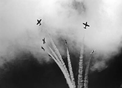 Poster featuring the photograph The Freedom Of The Sky by Nick Mares