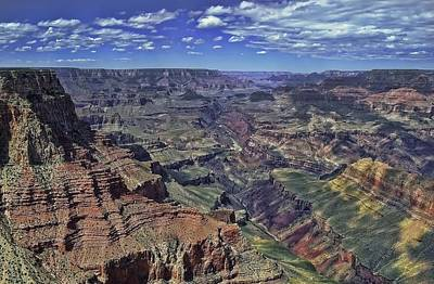 Poster featuring the photograph The Grand Canyon by Renee Hardison