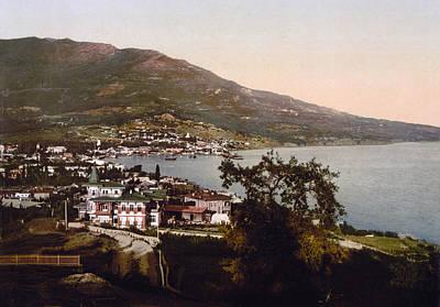 The Gulf Jalta -ie Yalta - The Crimea - Russia -ie- Ukraine Poster