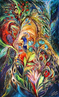 The Harvest Time ... Visit Www.elenakotliarker.com Poster by Elena Kotliarker