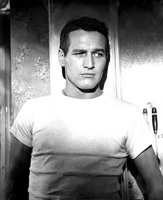 The Hustler, Paul Newman, 1961 Poster