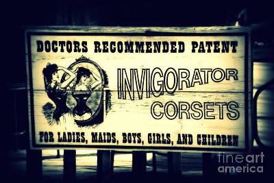 The Invigorator Poster
