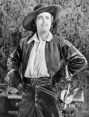 The Iron Mask, Douglas Fairbanks, Sr Poster