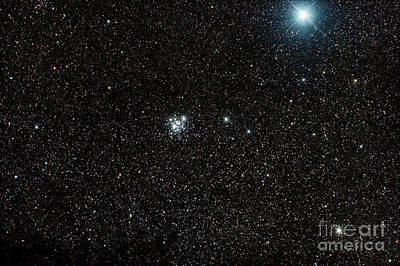 The Jewel Box, Open Cluster Ngc 4755 Poster by Philip Hart