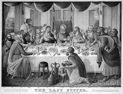 The Last Supper Poster by Granger