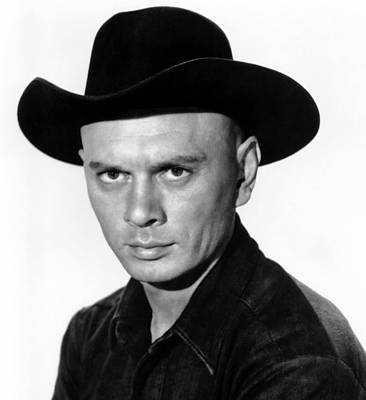 The Magnificent Seven, Yul Brynner, 1960 Poster by Everett