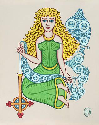 The Maiden Poster by Ian Herriott