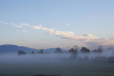 The Morning Fog Poster