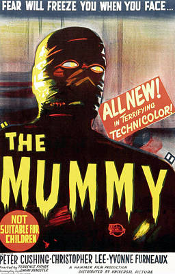 The Mummy, Austrailian One Sheet Poster