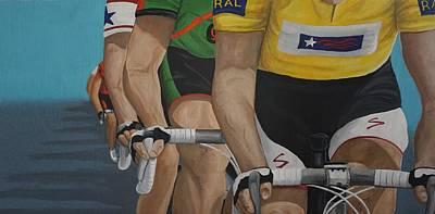 The Race Poster by Jennifer Lynch