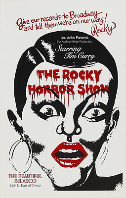 The Rocky Horror Show, Poster Art Poster