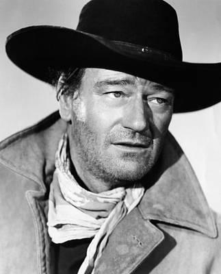 The Searchers, John Wayne, 1956 Poster