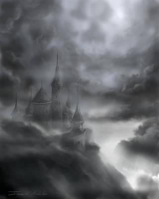 The Skull Castle Poster