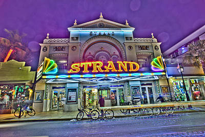 The Strand Poster