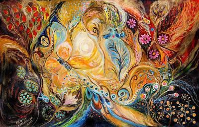 The Sunrise ... Visit Www.elenakotliarker.com Poster by Elena Kotliarker