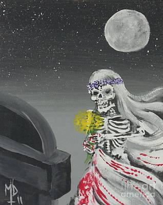 The Widow Poster by Matt Detmer