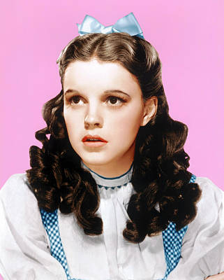 The Wizard Of Oz, Judy Garland, 1939 Poster by Everett