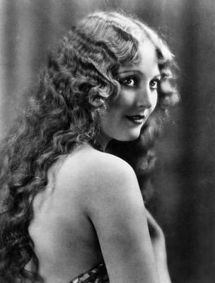 Thelma Todd, Ca. Late 1920s Poster by Everett