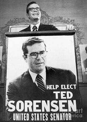 Theodore C. Sorensen (1928-) Poster