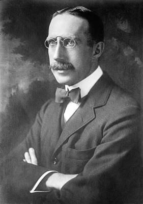 Theodore F. Green. Portrait, Ca. 1912 Poster by Everett