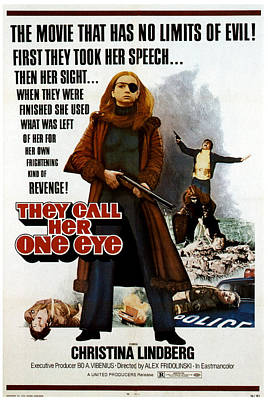 Thriller A Cruel Picture, Aka They Call Poster